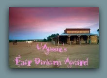 Fair Dinkum Award