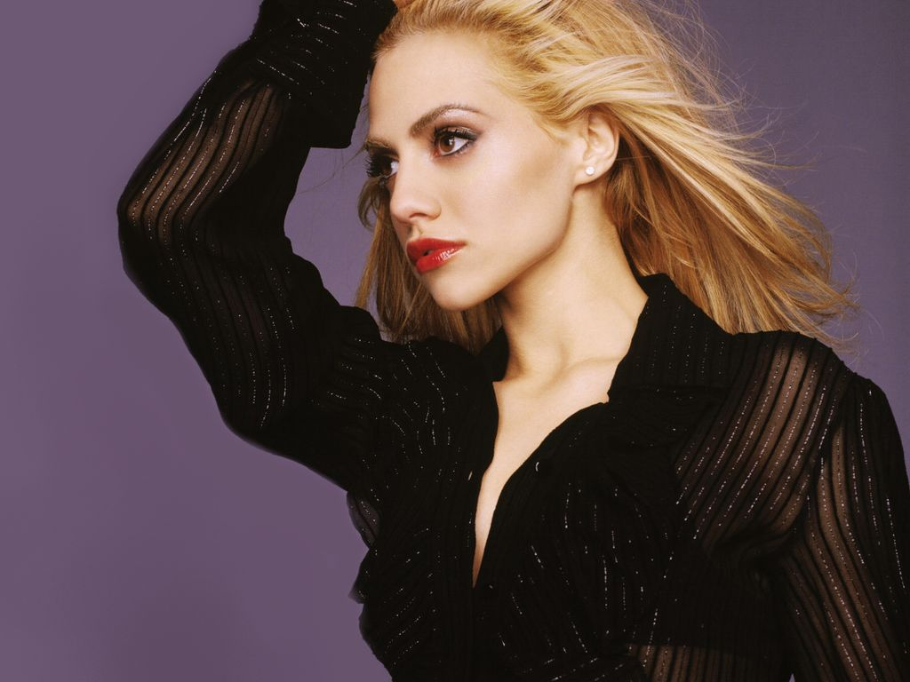 Movie Zone: Brittany Murphy - Wallpapers