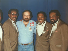 The Four Tops 1985 Tour