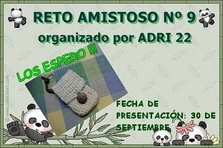 RETO AMISTOSO N o.9 CUMPLIDO