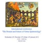 Conferenecia en el Instituto de Investigaciones Filosóficas