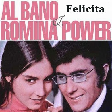 Italy Al Bano Romina Power Felicita 1989 Music Arrows
