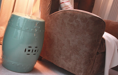 So for any of you out there wishing you could get your hands on a Ceramic Garden Stool that has the Pottery Barn look without the Pottery Barn price tag ... & Itu0027s the little things that make a house a home...: The Look For ... islam-shia.org