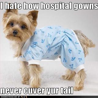 I hate hospitals