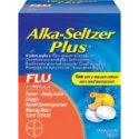 Alka-Seltzer Plus Flu and Chronic Pancreatitis