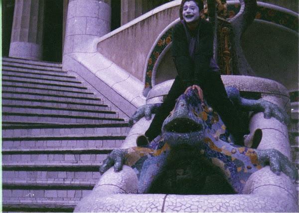 Jordi y El Dragón de Gaudí