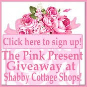 Blog Giveaway at Shabby Cottage Shops!