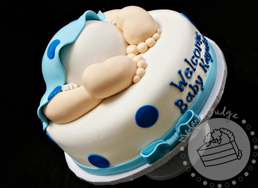 Baby Rump Cake Pan