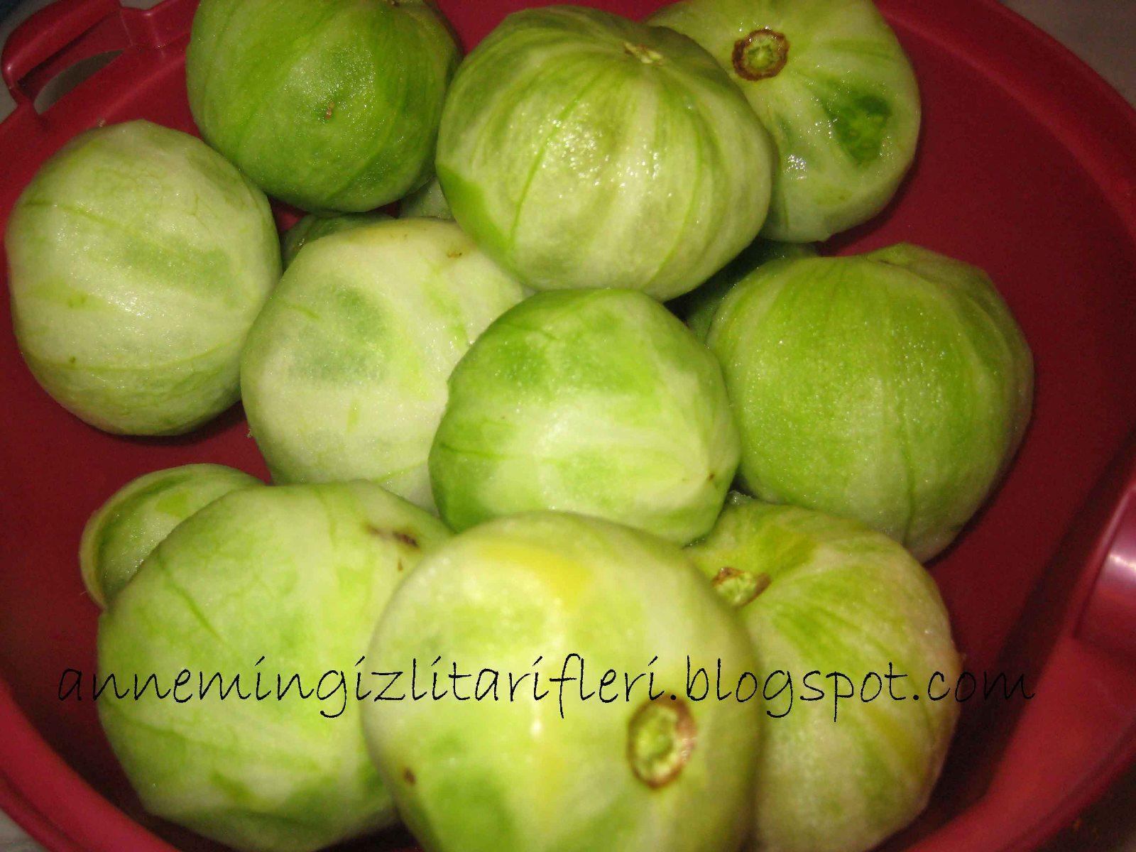 Yeşil Domates Çorbası Tarifi – Çorba Tarifleri
