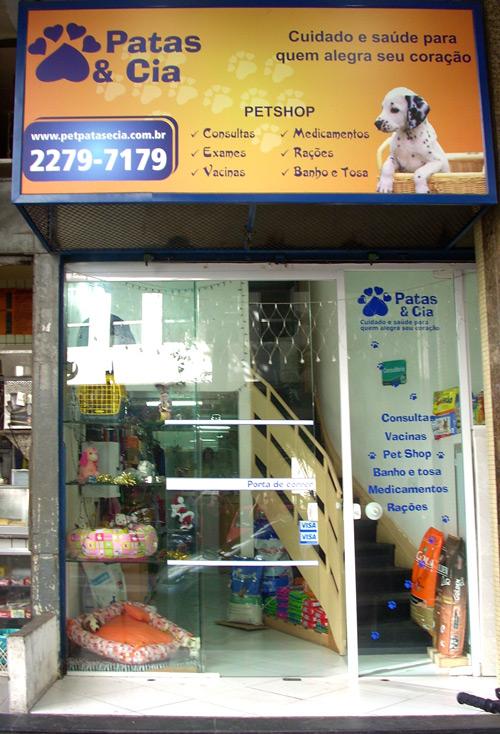 Muito Patas e Cia - Pet Shop Leme RJ | cachorroidealoficial QB55