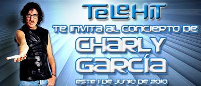 charly garcia promo telehit