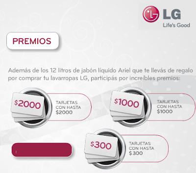 lg promocion premios argentina 2010
