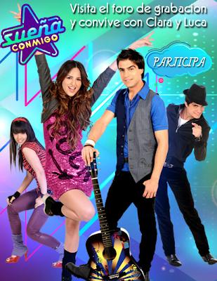 promocion mundonick Sueña Conmigo 2010 mexico