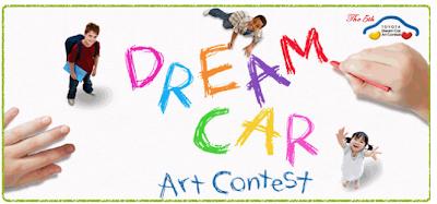 concurso toyota dibuja el auto del futuro Mexico 2010