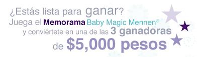 promocion bbmundo Memorama Baby Magic Mennen