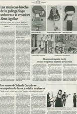 Trópico de Cáncer en el Faro de Vigo