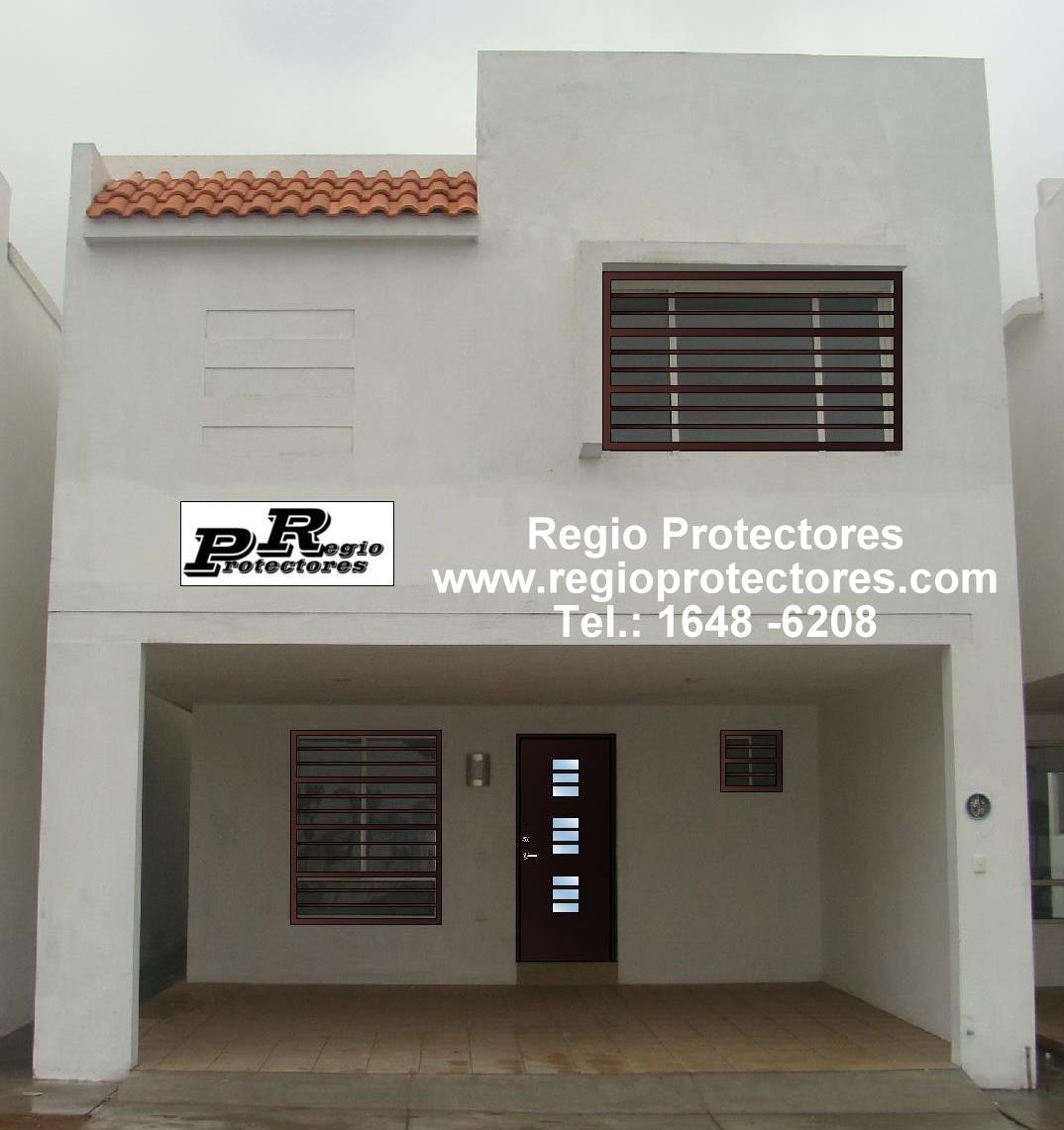 Regio Protectores, Diseño de protectores para ventana y puerta