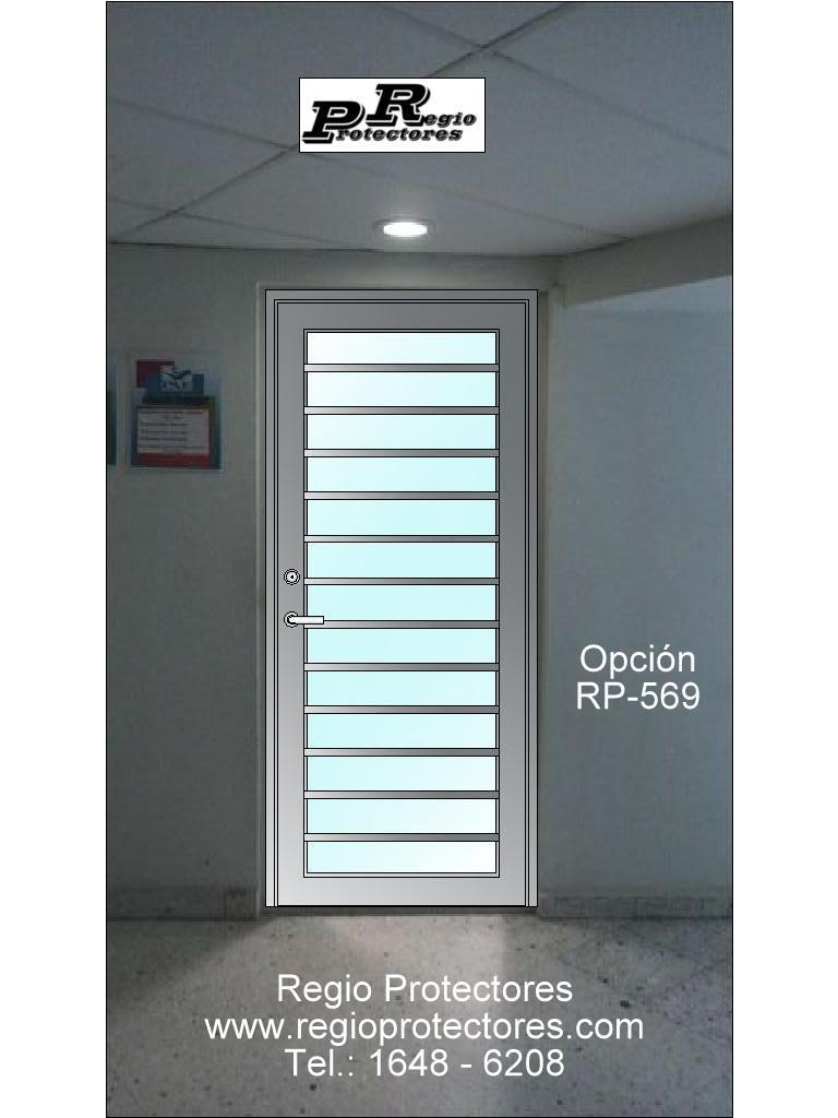 Regio protectores regio protectores dise o de puerta for Puertas para oficina