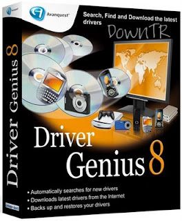 Driver Genius Professional Edition 8.0 + Serial