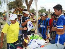 "PREMIANDO AL CLUB ""AJAX PERU """