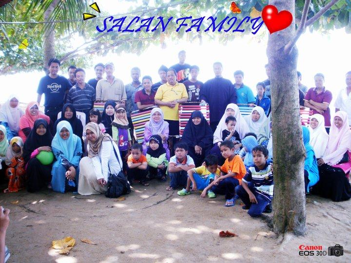 Salan's Family