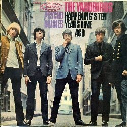 Yardbirds Happening Ten Years Time Ago 45 Picture Sleeve Germany