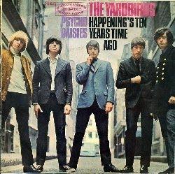 Yardbirds Happening Ten Years Time Ago 45 Picture Sleeve Germany