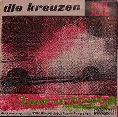 die kreuzen Pink Flag 7-inch cover