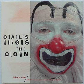 Charles Mingus The Clown Original LP cover