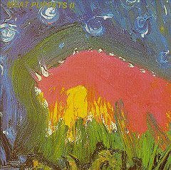 Meat Puppets II CD cover