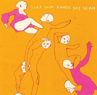 Clap Your Hands Say Yeah CD cover
