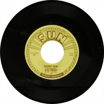 "Elvis Presley - ""Mystery Train"" Sun Records # 223A"
