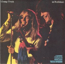 Cheap Trick At Budokan album cover