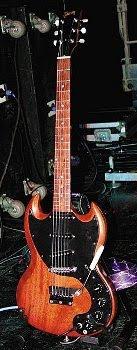 Frank Marino's Gibson SG