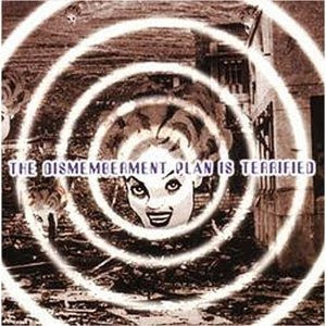The Dismemberment Plan is Terrified CD cover