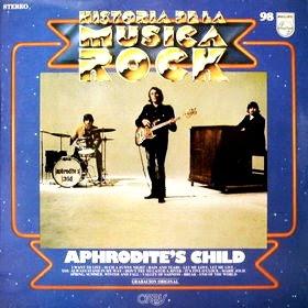 La Historia de la Musica Aphrodite's Child