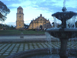 Paoay the beautiful