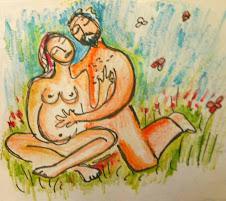 en la paz del amor...