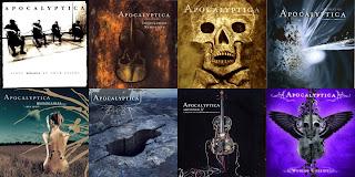 Discografía Apocalyptica