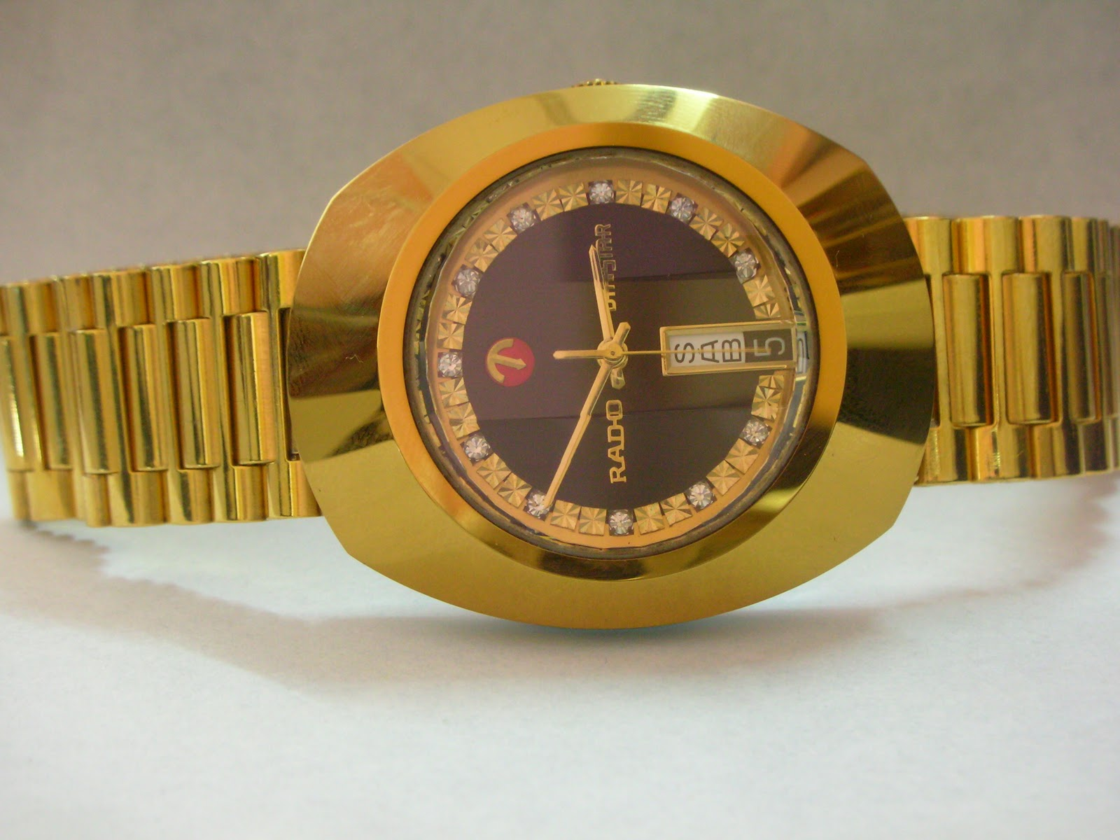 Rado Golden Belt Watches