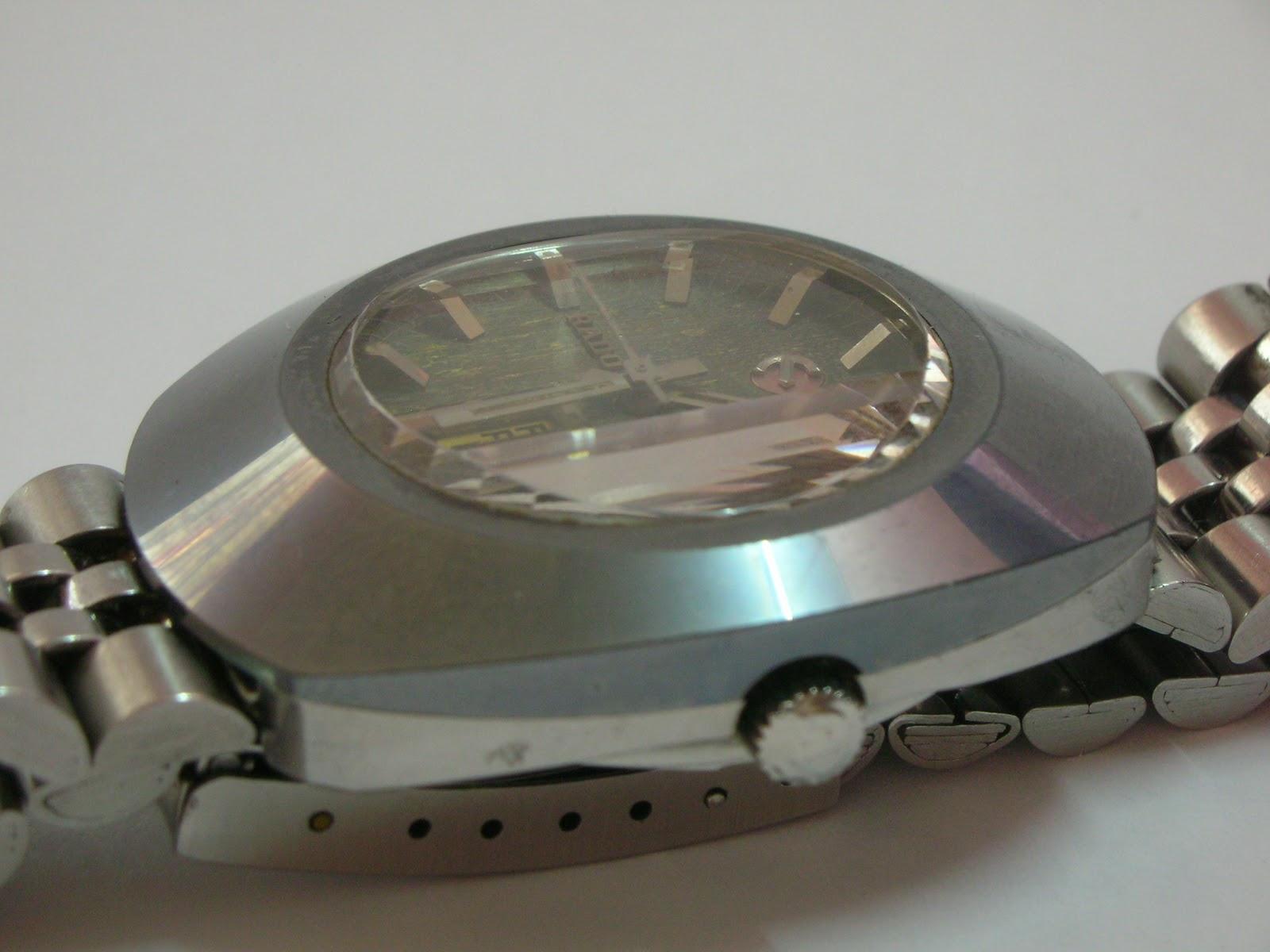 rado diastar watch setting instructions