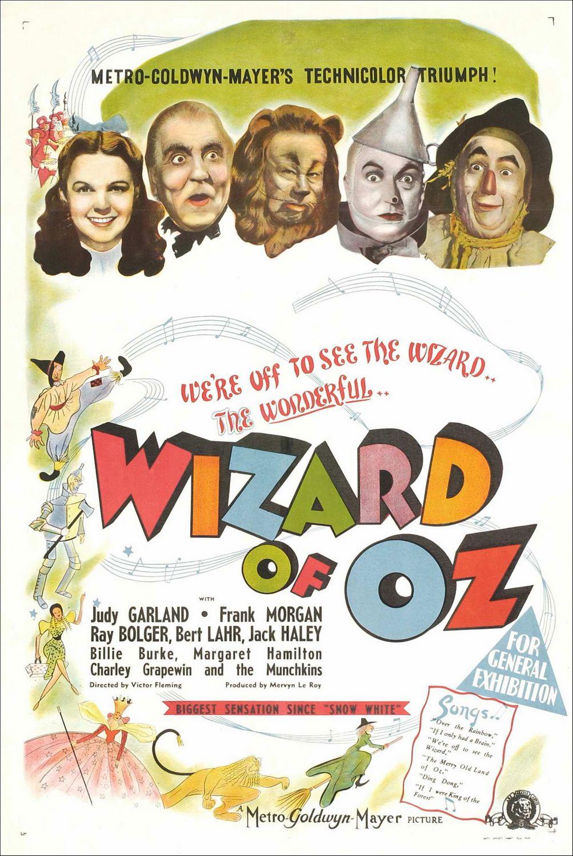 O Mágico de Oz Dublado 1939