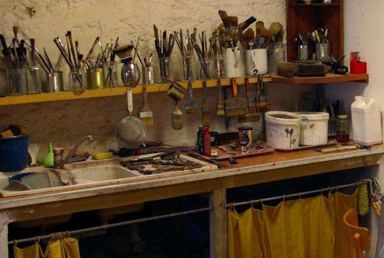 Decoration Peintre Satinée : Guy sahuc peinture et décors cours stages
