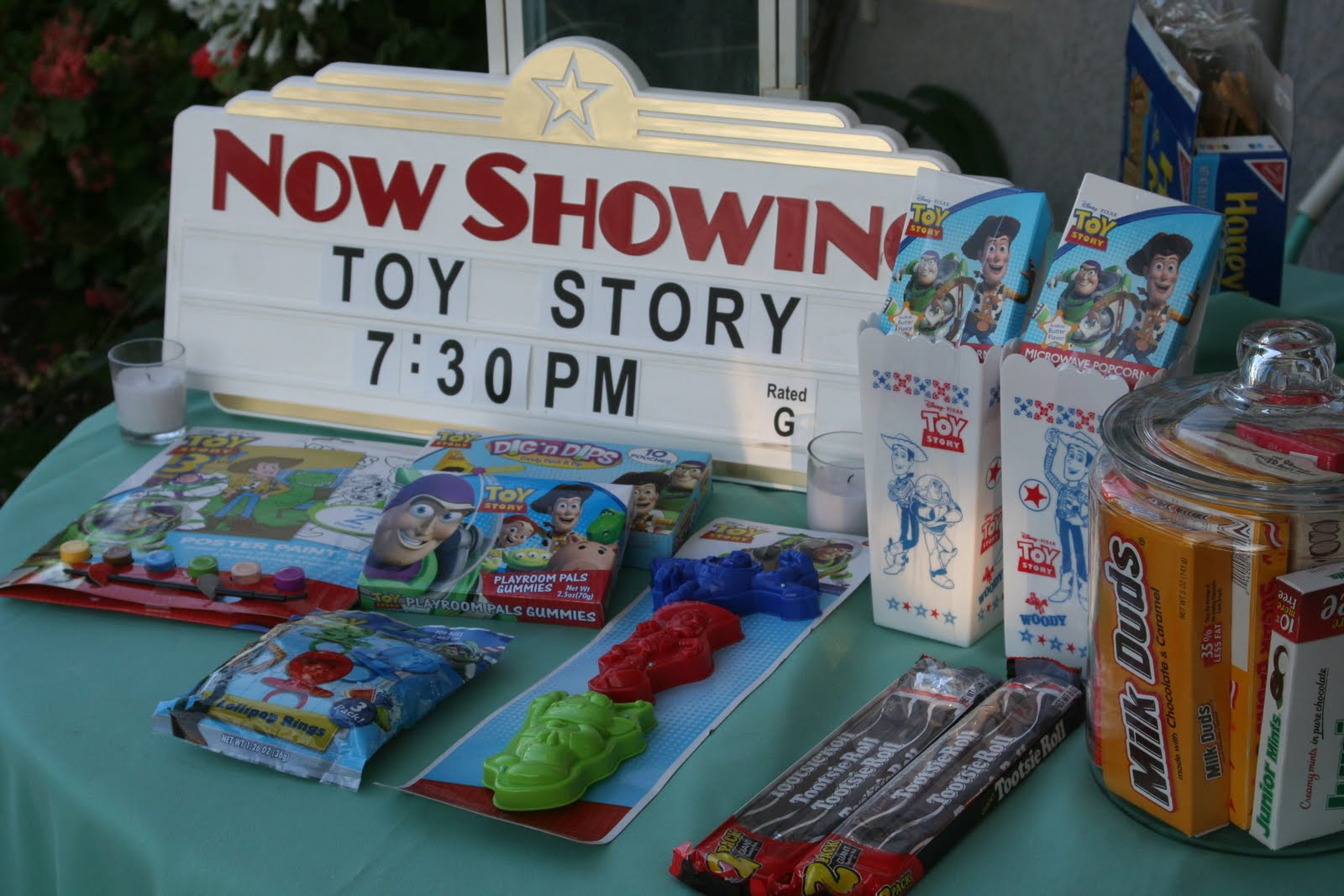 party wishes toy story backyard movie