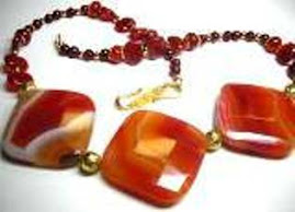 Red-Line Agates