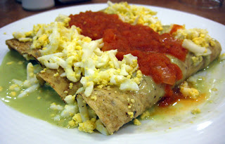 Papadzules yucatecos