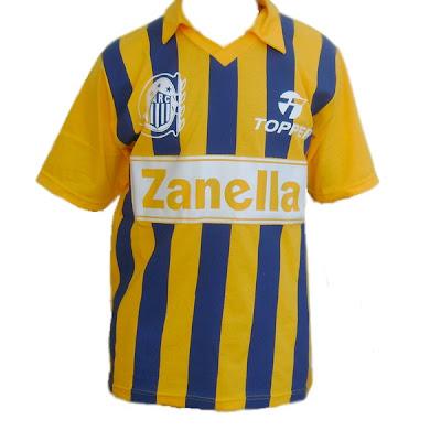 Camisetas Futbolisticas Retro
