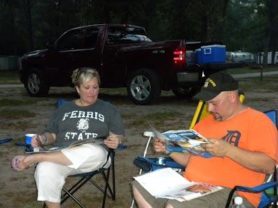 2010 Camping & Canoeing Extravaganza Part II