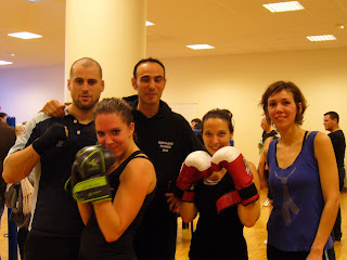 club boxe janze