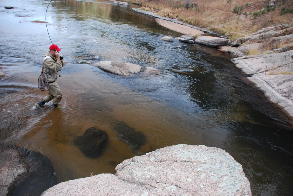 Colorado fly fishing magazine a breath of fresh water part 2 for Deckers co fishing report